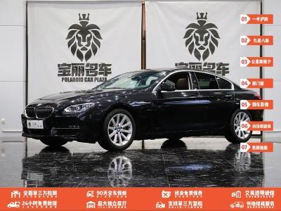 2014年12月 宝马 宝马6系(进口) 改款 640i Gran Coupe图片