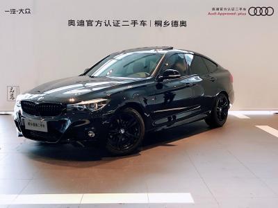 2020年1月 宝马 宝马3系GT   320i M运动曜夜版图片
