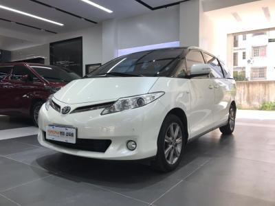 2018年11月 丰田 普瑞维亚(进口) 2.4L 7人座豪华版图片