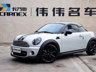 MINI Coupe  Cooper 1.6