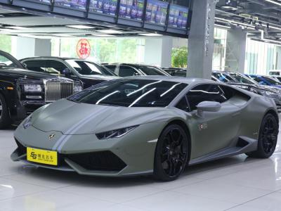 蘭博基尼 Huracán  2017款 Huracán Performante
