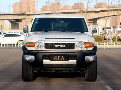 丰田 FJ 酷路泽  2013款 4.0L图片