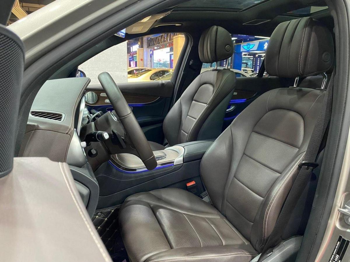 奔馳 奔馳GLC  2020款 GLC 300 L 4MATIC 豪華型圖片