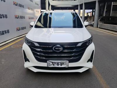 2019年6月 广汽传祺 GM6 270T 自动豪华版(七座)国VI图片