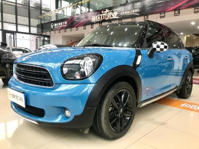 MINI COUNTRYMAN  2016款 1.6T COOPER ALL4 Fun装备控