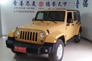 二手Jeep(进口)牧马人3.0 四门版 Sahara