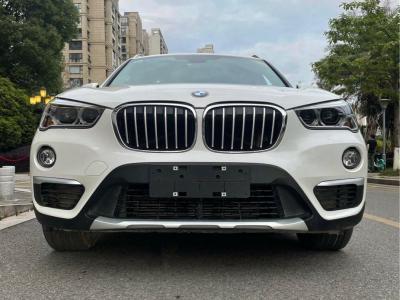 2018年9月 宝马 宝马X1  sDrive18Li 尊享型图片
