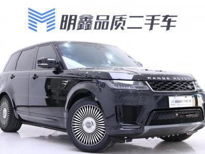 2018年2月 路虎 揽胜运动版新能源(进口) P400e图片
