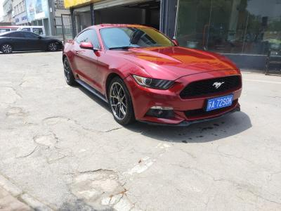 福特 Mustang  2015款 2.3T 性能版