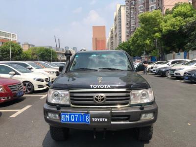 丰田 兰德酷路泽  2005款 4.7L 自动GX-R