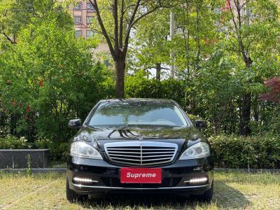 奔驰 奔驰S级  2010款 S 300 L 豪华型
