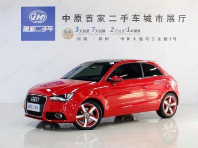 奥迪 奥迪A1  A1 1.4T FSI 30 TFSI 中国限量版 Ego plus图片
