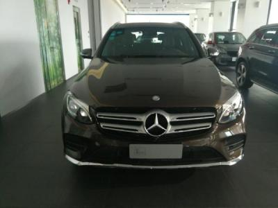 奔驰 GLC级  GLC300 2.0T 4MATIC 动感型