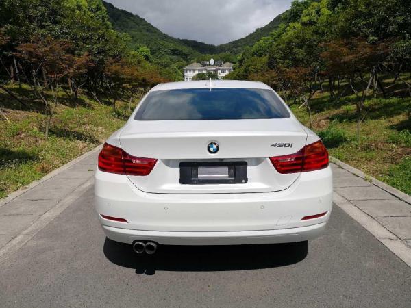 u乐娱乐平台 u乐娱乐平台4系  420i 2.0T 时尚型 双门 轿跑车图片