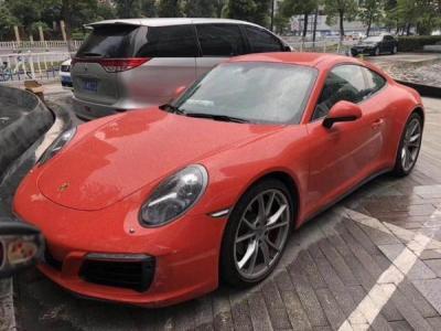 保时捷 911  Carrera 4 3.0T图片