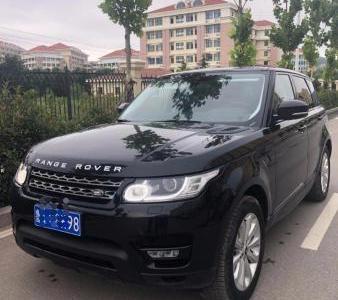 路虎 揽胜运动版  3.0T 运动版 SDV6 HSE 柴油型