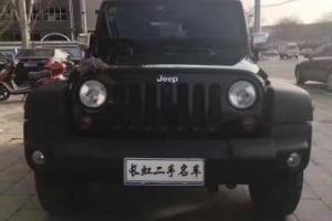2011年6月 Jeep 牧马人 3.8 两门 软顶 Rubicon