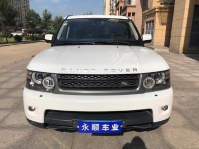 2011年10月 路虎 揽胜运动版 3.0T 运动版 Sporty 柴油型图片