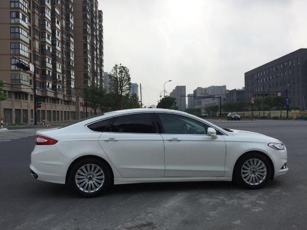 【杭州二手车】2015年8月_二手福特 蒙迪欧 2.0t gtdi图片