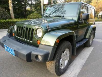 Jeep 牧马人 3.8 两门版