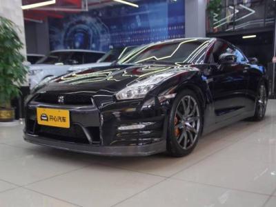 2014年11月 日产 GT-R 3.8T 双涡轮增压 黑金刚版 国Ⅴ图片
