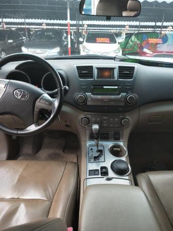 丰田 汉兰达  2.7L 豪华版七座图片
