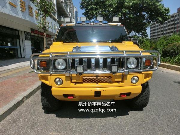 悍马 H2  2004款 6.0L图片