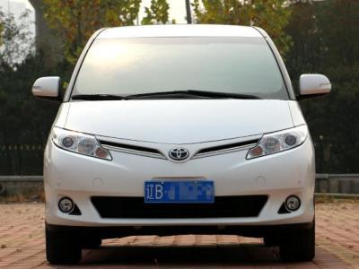 丰田 普瑞维亚  2.4L CVT 标准型
