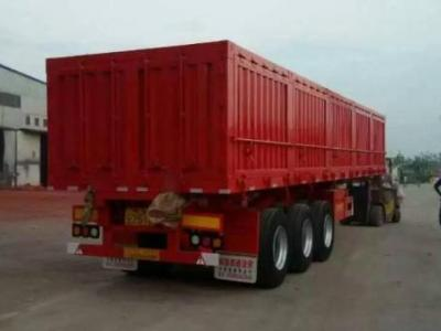 厂家直销全新半挂车13米标车 11米自卸  标车自卸