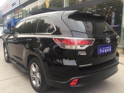 丰田 汉兰达  2.0T 两驱豪华版图片