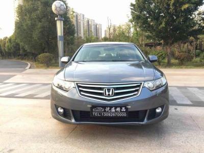 2012年9月 本田 思铂睿 2.4L 尊贵版图片