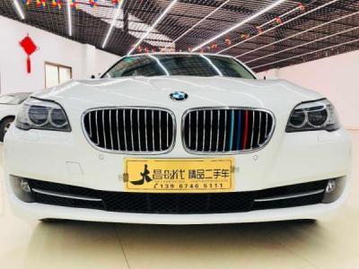 2012年11月 宝马 宝马5系  525Li 2.0T 豪华型图片