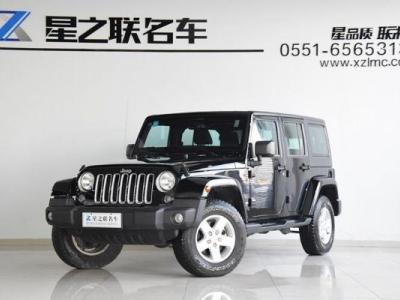 2017年7月 Jeep 牧馬人 2.8T 四門 舒享版 柴油版圖片