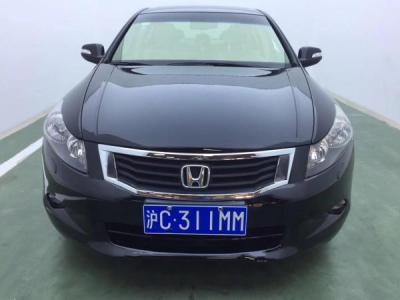 2008年5月 本田 雅阁 Coupe 3.5 EX L图片