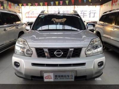日產 奇駿  2012款 2.5L CVT四驅旗艦版