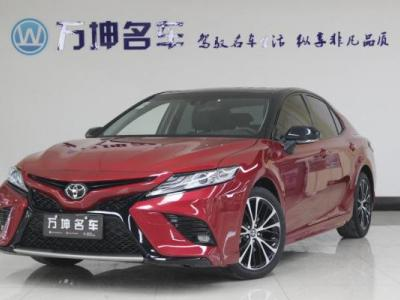 2018年5月 丰田 凯美瑞 2.0S 锋尚版图片