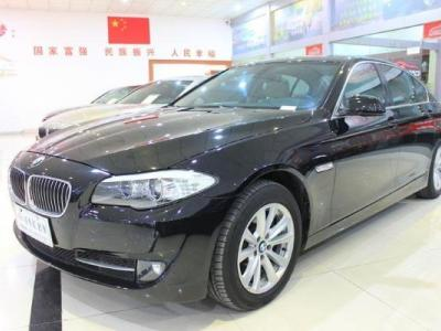 宝马 宝马5系  2012款 523Li 2.5L 豪华型
