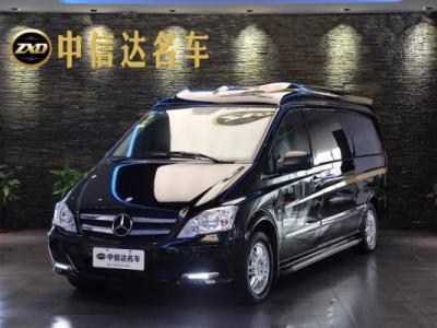 2014年5月 奔驰 威霆 3.0L 精英版图片