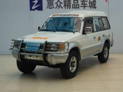 2003年9月 猎豹 V系列 黑金刚2.4L 手动基本型