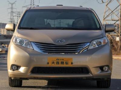 2012年5月 丰田 塞纳 3.5L 低配图片