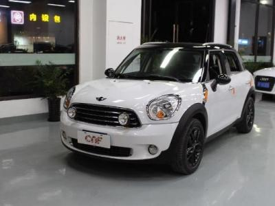 2013年9月 MINI Countryman 1.6L Excitement图片