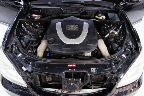 奔驰 奔驰S级  2006款 S500 5.5L 4MATIC图片