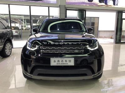 路虎 发现  2017款 3.0T V6 S 汽油版图片