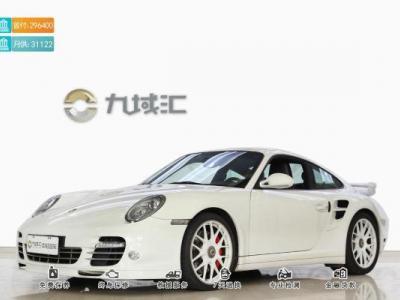 保时捷 911  Turbo 3.8T图片