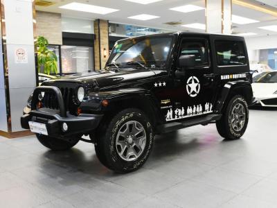 2013年11月 Jeep 牧马人(进口) 3.6L 两门图片