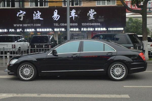 【宁波二手车】2012年6月_二手奔驰 s级 s600l 5.5t_.图片