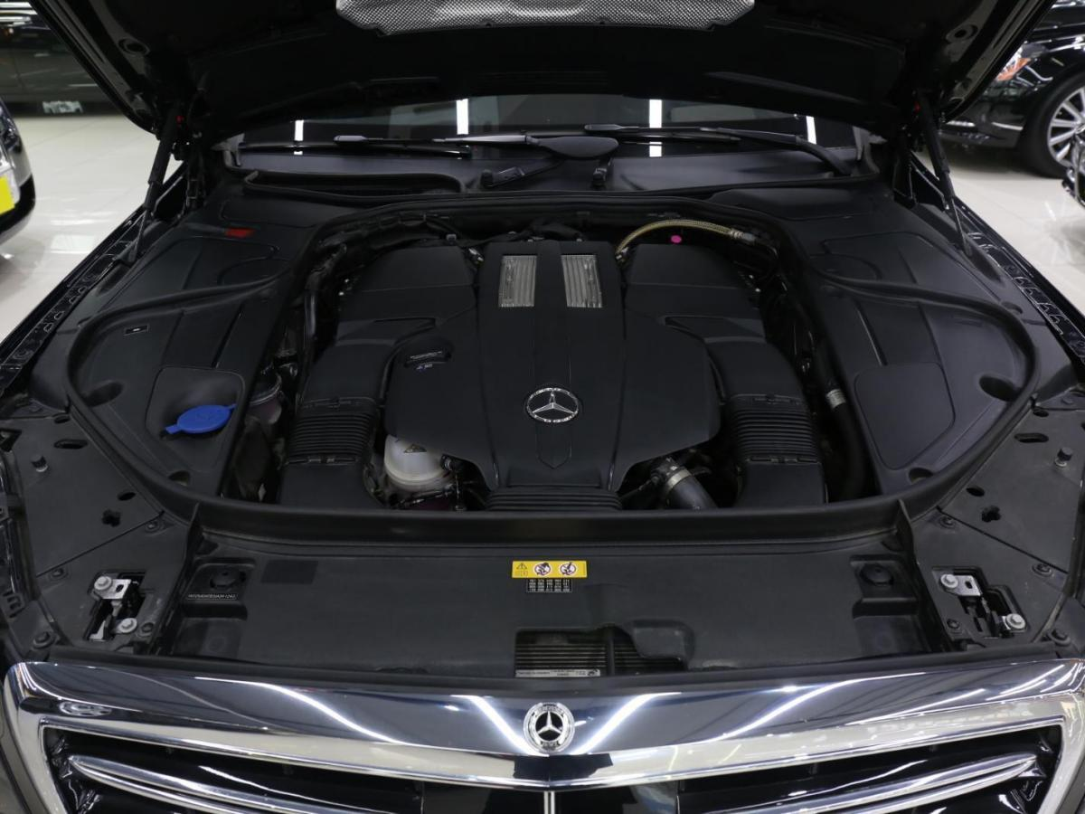 奔驰 S级  2018款 S450L 3.0T 4MATIC图片