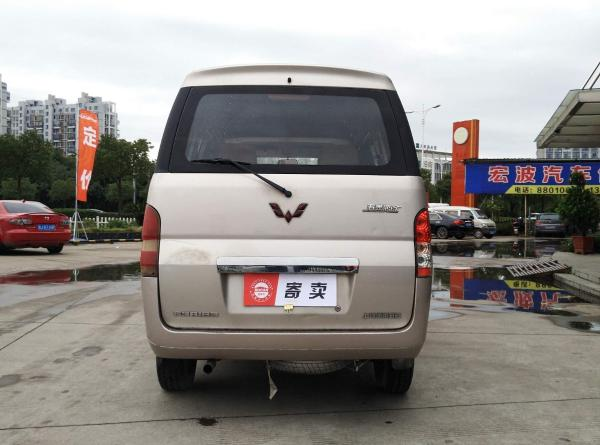 【台州】2009年7月 五菱 鸿途 2007款 1.2 标准型 5座 自动档