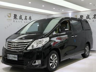 豐田 埃爾法  2011款 3.5L 豪華版