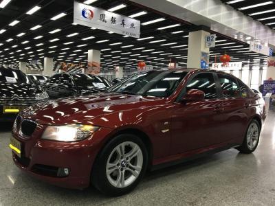 宝马 宝马3系  2010款 320i 2.0L 豪华型(国产改进口)